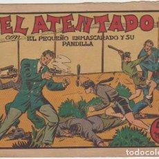 Tebeos: LA PANDILLA DE LOS SIETE Nº 12. VALENCIANA 1945.. Lote 134724207