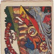 Tebeos: BIBLIOTECA ESPECIAL PARA NIÑOS. SALVAMENTO MOTONÁUTICO. MARCO 1942.. Lote 134725309
