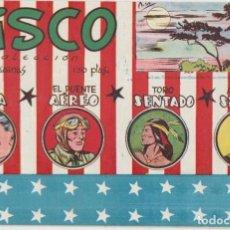 Tebeos: COLECCIÓN DISCO Nº 7. SÍMBOLO 1953. MUY ESCASO.. Lote 134725461