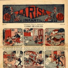 Tebeos: LA RISA INFANTIL NÚMERO 463 (MARCO, AÑO VIII, 1932). Lote 134740178