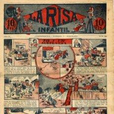 Tebeos: LA RISA INFANTIL NÚMERO 446 (MARCO, AÑO VIII, 1932). Lote 134740434