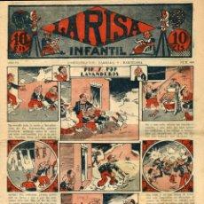 Tebeos: LA RISA INFANTIL NÚMERO 444 (MARCO, AÑO VIII, 1932). Lote 134740890