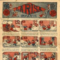 Tebeos: LA RISA INFANTIL NÚMERO 427 (MARCO, AÑO VIII, 1932). Lote 134741850