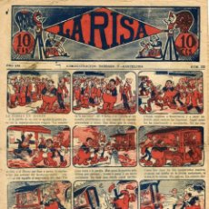 Tebeos: LA RISA INFANTIL NÚMERO 322 (MARCO, AÑO VII, 1931). Lote 134742054