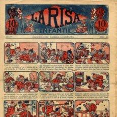 Tebeos: LA RISA INFANTIL NÚMERO 310 (MARCO, AÑO VI, 1930). Lote 134742258
