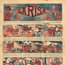 Tebeos: LA RISA INFANTIL NÚMERO 309 (MARCO, AÑO VI, 1930). Lote 134742422