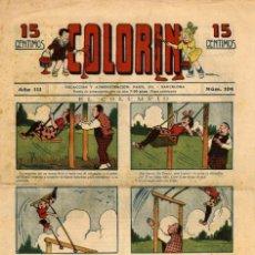Tebeos: COLORÍN NÚMERO 104 (MAGÍN PIÑOL, AÑO III, 1925). Lote 134826958