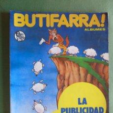 Tebeos: BUTIFARRA ALBUMES! LA PUBLICIDAD. EDICIONES 2001 S.A.. Lote 135029890