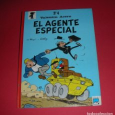 Tebeos: VALENTIN ACERO EL AGENTE ESPECIAL Nº 4 ED. CASALS 1991 46 PÁGINAS ENVÍO GRATIS. Lote 135416666