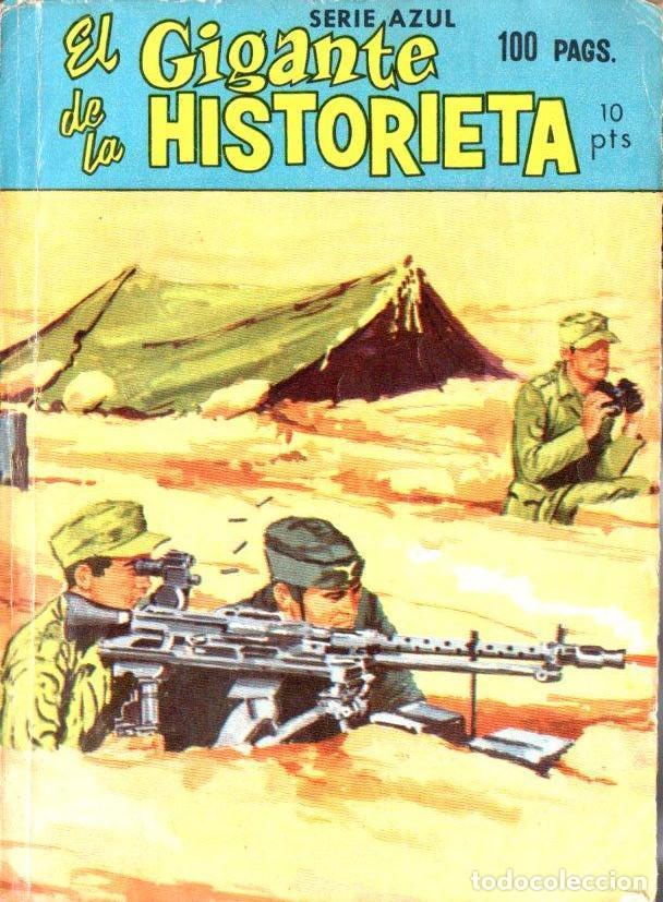 EL GIGANTE DE LA HISTORIETA AZUL Nº 11 (EDICIONES MANHATTAN) (Tebeos y Comics - Tebeos Otras Editoriales Clásicas)