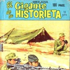 Tebeos: EL GIGANTE DE LA HISTORIETA AZUL Nº 11 (EDICIONES MANHATTAN). Lote 135600414