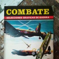 Tebeos: COMBATE. SELECCIONES GRÁFICAS DE GUERRA NO. 15. PRODUCCIONES EDITORIALES 1973. Lote 135603394