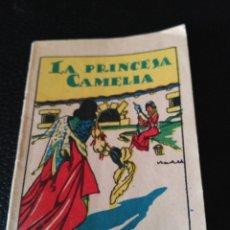 Tebeos: LA PRINCESA CAMELIA, CALLEJA, JOYAS PARA NIÑOS, SERIE VIII TOMO 145. Lote 135676054
