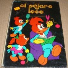 Tebeos: EL PAJARO LOCO - LAIDA 1974. Lote 136411270