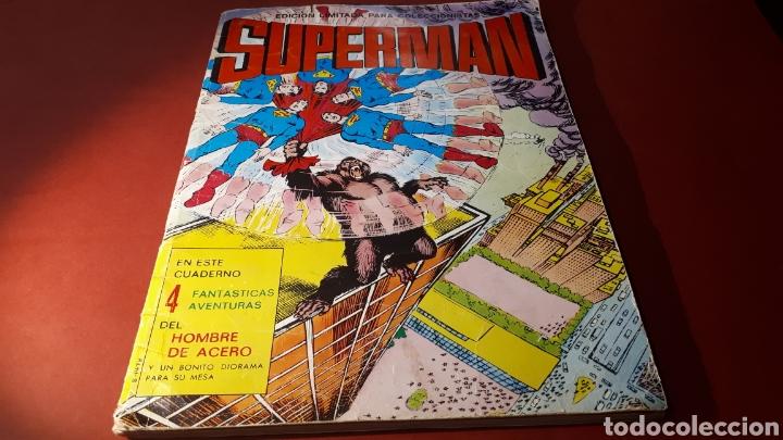 SUPERMAN EDICION LIMITADA PARA COLECCIONISTAS DC COMICS NORMAL ESTADO VALENCIANA (Tebeos y Comics - Tebeos Otras Editoriales Clásicas)