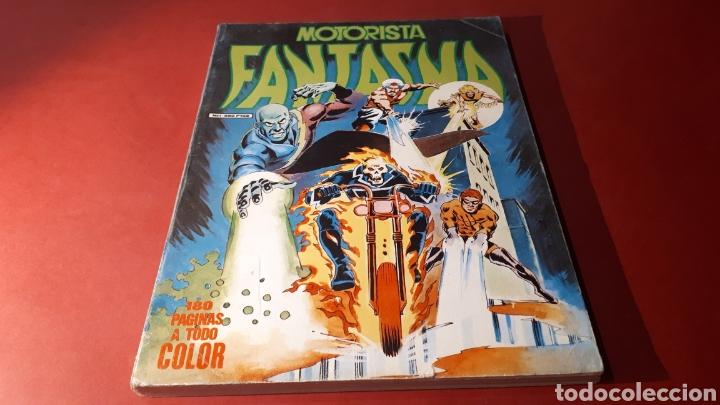 MOTORISTS FANTASMA TOMO 1 NUMEROS 1 AL 5 RETAPADO EDICIONES SURCO (Tebeos y Comics - Tebeos Otras Editoriales Clásicas)