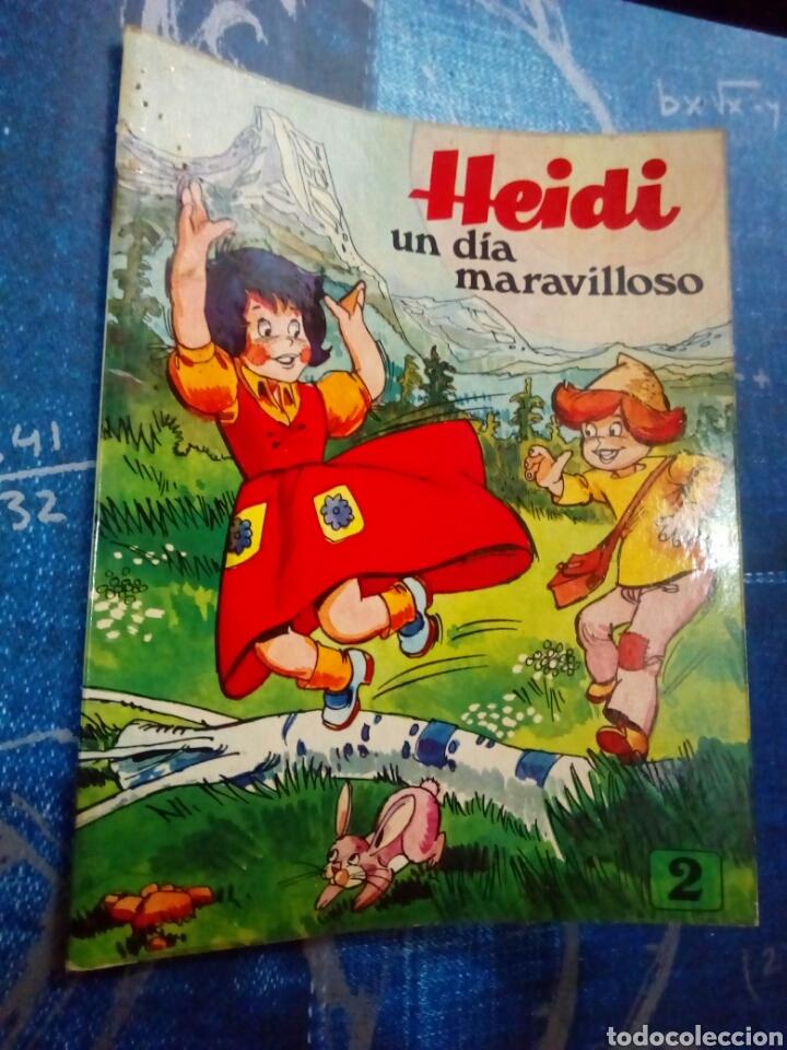 HEIDI (Tebeos y Comics - Tebeos Otras Editoriales Clásicas)