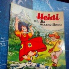 Tebeos: HEIDI. Lote 137248149