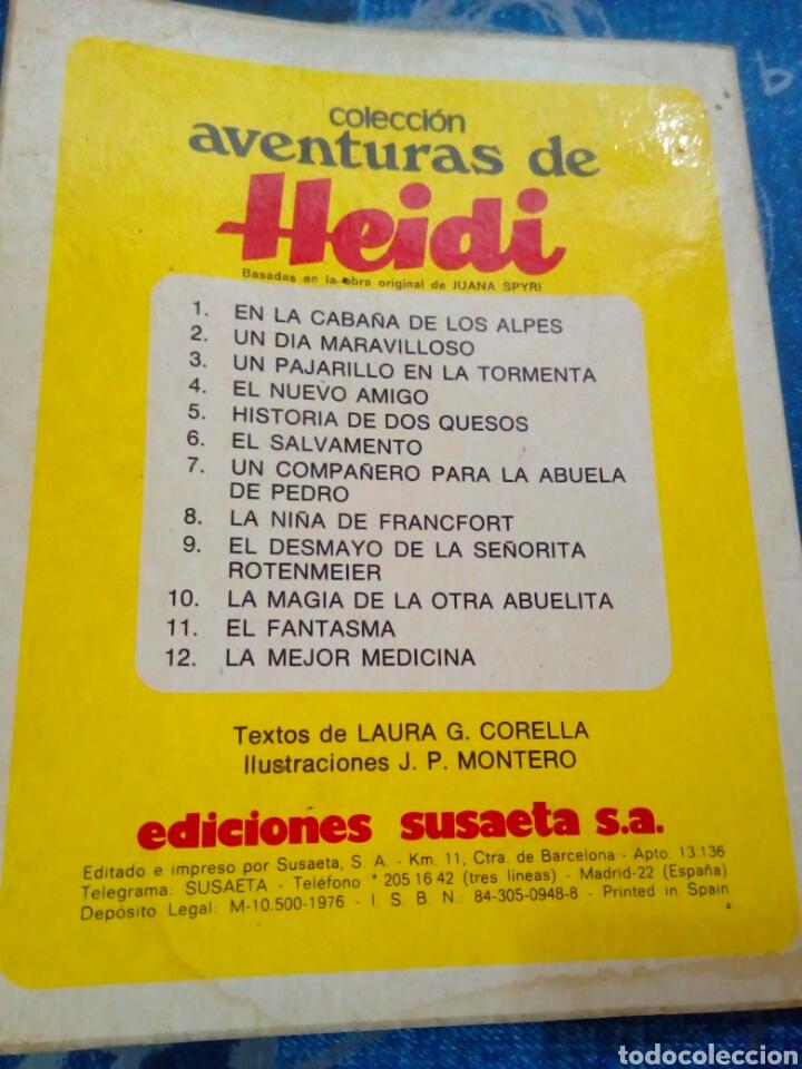 Tebeos: Heidi - Foto 2 - 137248149