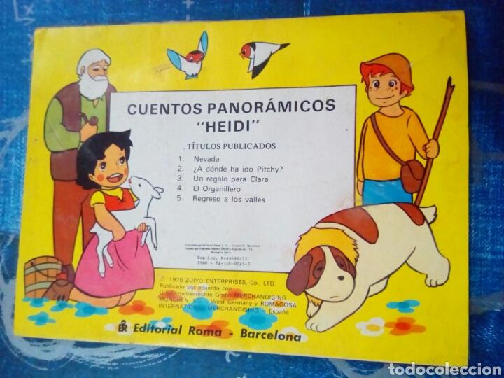 Tebeos: Cuento panorámico heidi número 2 - Foto 3 - 137253830
