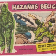 Tebeos: HAZAÑAS BÉLICAS 2ª Nº 290. TORAY 1950. Lote 176533125