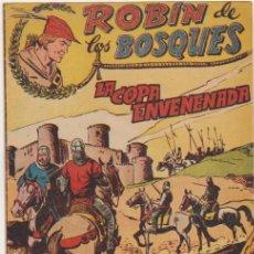 Tebeos: ROBÍN DE LOS BOSQUES Nº 54. FERMA 1956. DIFÍCIL. Lote 155950234