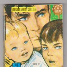 Livros de Banda Desenhada: EL ABISMO DE LA DUDA III. BIBLIOTECA DE CHICAS. AÑO 1966. Lote 137526930