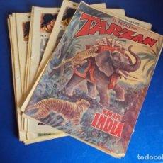 Tebeos: (COM-181021)LOTE DE 12 COMICS (COMPLETA) EL PEQUEÑO TARZAN ( EL NIÑO MONO ) EN LA INDIA AÑOS 30. Lote 137986718
