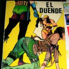 Tebeos: TEBEOS-COMICS CANDY - EL DUENDE - Nº 2 - BOIXHER - 1969 - RARO - *AA98. Lote 138075614