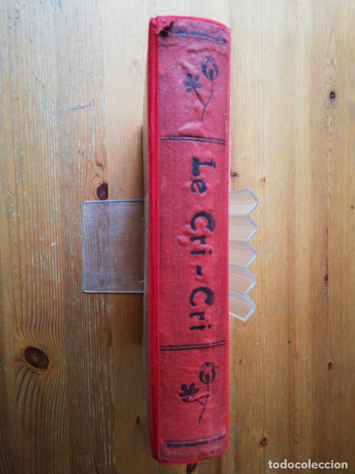 Tebeos: Le Cri-Cri pour la jeunesse et la famille. 1925 - Foto 3 - 138559262