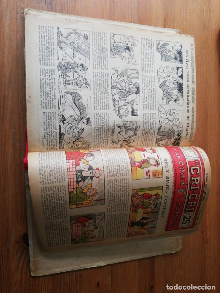 Tebeos: Le Cri-Cri pour la jeunesse et la famille. 1925 - Foto 13 - 138559262