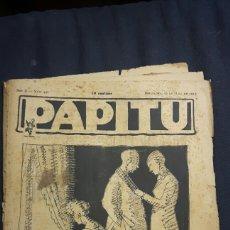 Tebeos: PAPITU N. 442 (FALTEN PLANES 1167,1168,1169,1170). Lote 138984982