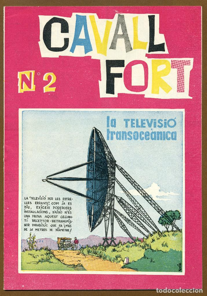 Tebeos: CAVALL FORT - Nº 2 - Foto 1 - 138992594