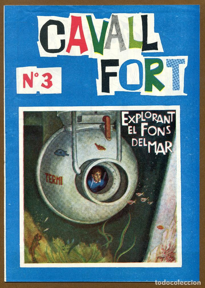Tebeos: CAVALL FORT - Nº 3 - Foto 1 - 138992934