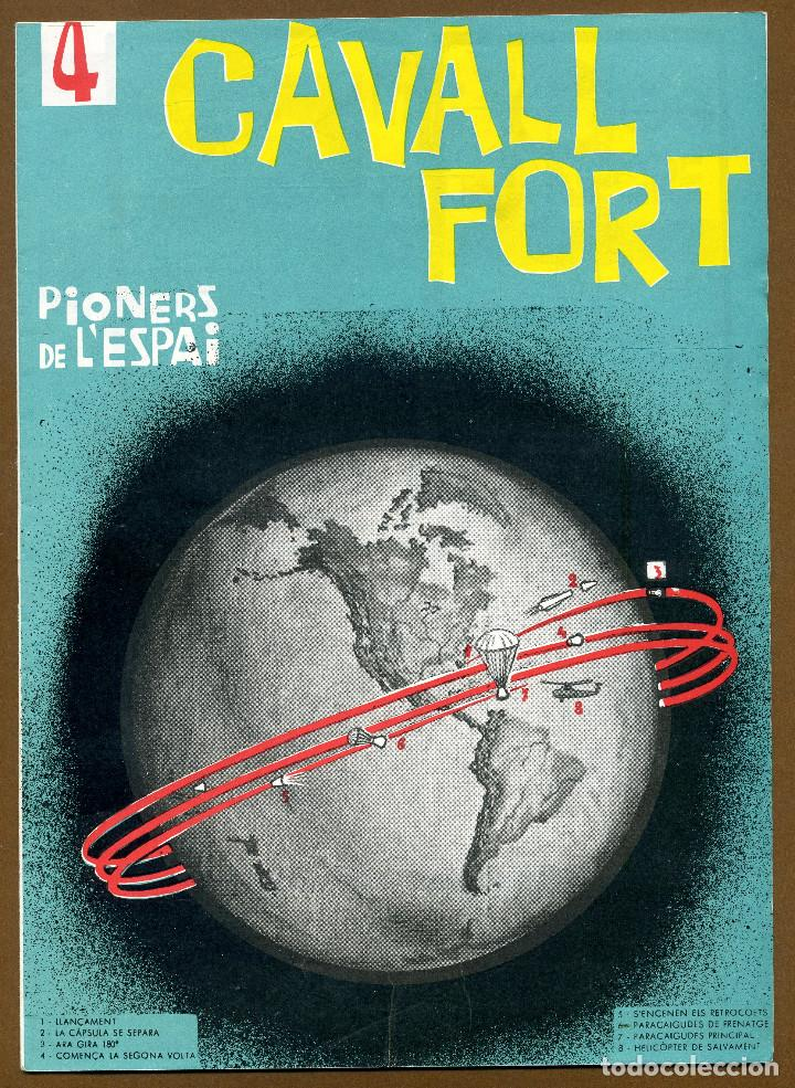 Tebeos: CAVALL FORT - Nº 4 - Foto 1 - 138992970