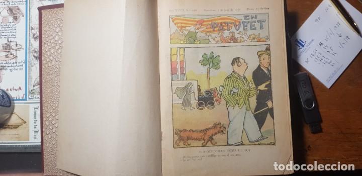 Tebeos: PATUFET 33 REVISTAS DEL Nº 1366 FEBRER 1938 AL Nº 1398 ABRIL 1938 - Foto 2 - 139113698