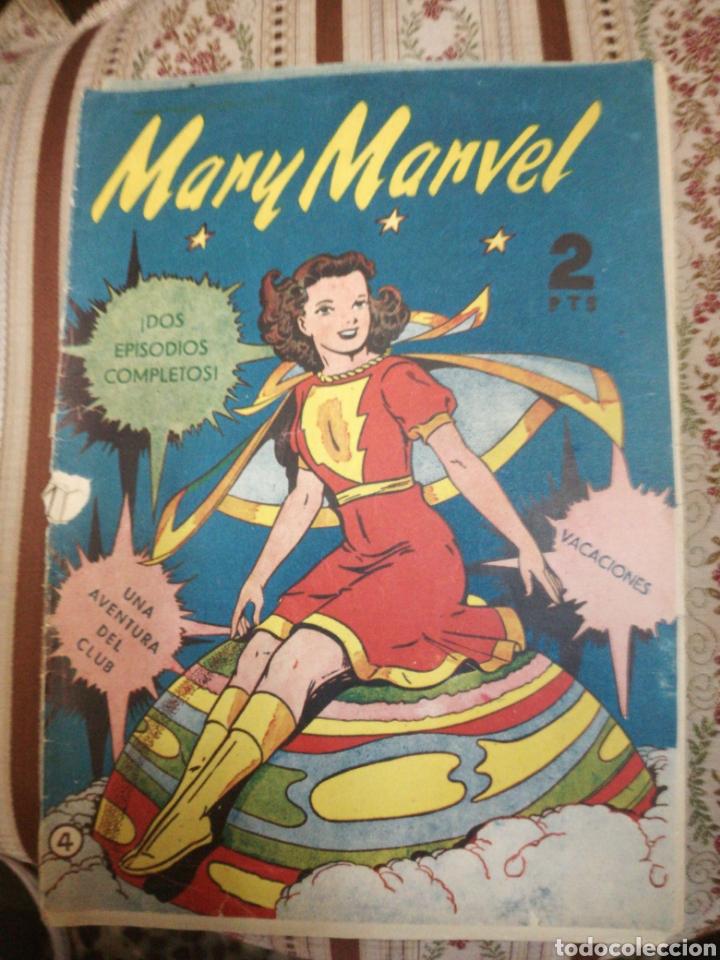 MARY MARVEL (Tebeos y Comics - Tebeos Otras Editoriales Clásicas)