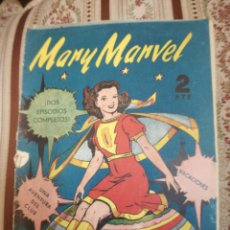 Tebeos: MARY MARVEL. Lote 139266689