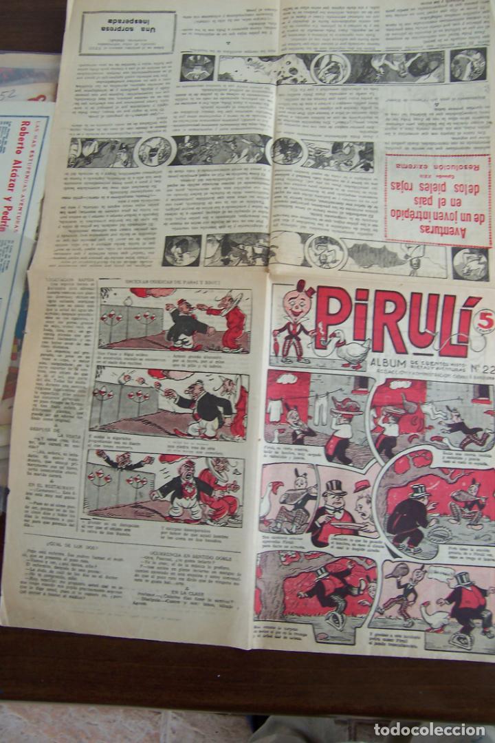 GATO NEGRO,- PIRULI Nº 22 (Tebeos y Comics - Tebeos Clásicos (Hasta 1.939))