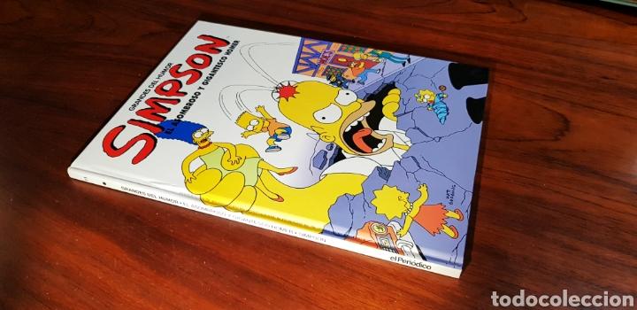 DE KIOSKO SIMPSON 11 GRANDES DEL HUMOR EL PERIODICO (Tebeos y Comics - Tebeos Otras Editoriales Clásicas)