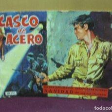 Tebeos: CASCO DE ACERO. EXTRAORDINARIO NAVIDAD. 1961. EDICIONES MANHATTAN.. Lote 139613214