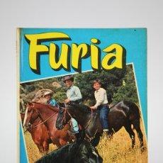 Tebeos: CÓMIC - FURIA / COLECCIÓN INFANTIL - EDICIONES LAIDA - EDITORIAL FHER - AÑO 1975. Lote 139811105