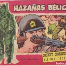 Tebeos: HAZAÑAS BÉLICAS 2ª Nº 295. TORAY 1950.. Lote 176533379