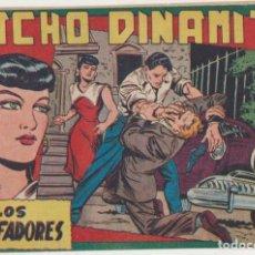 Tebeos: PACHO DINAMITA Nº 58. MAGA 1951.. Lote 139841718