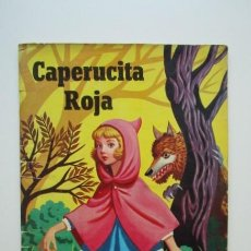 Tebeos: SUSAETA 1968, CAPERUCITA ROJA, BUEN ESTADO, VER FOTOS ADICIONALES. Lote 140260478