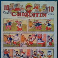 Tebeos: CHIQUITIN Nº 472 . Lote 140326294