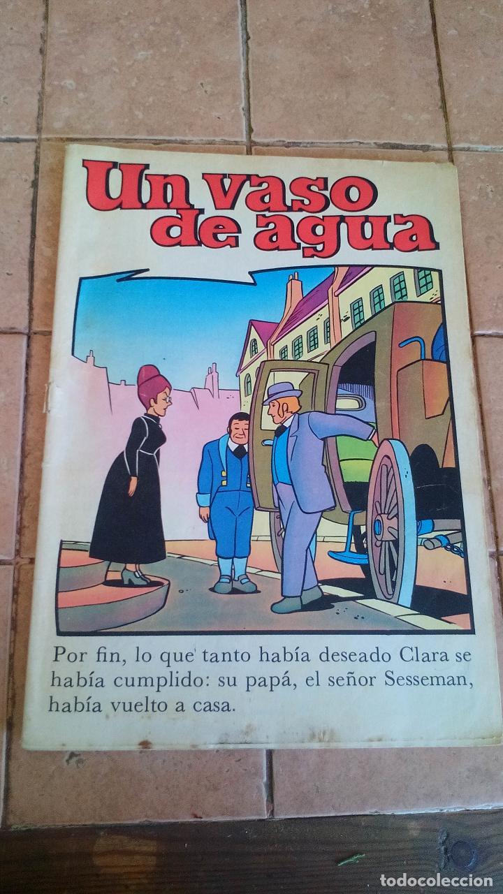 HEIDI - UN VASO DE AGUA (Tebeos y Comics - Tebeos Otras Editoriales Clásicas)