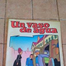 Tebeos: HEIDI - UN VASO DE AGUA. Lote 140385398