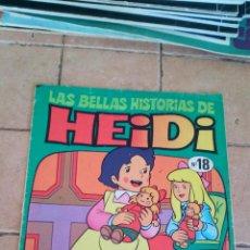 Tebeos: LAS BELLAS HISTORIAS DE HEIDI - LAS DOS MUÑECAS - (C)1976 ZUIYO ENTERPRISES. Lote 140387178