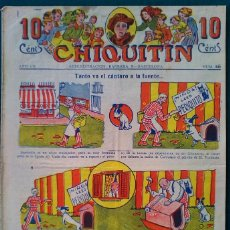 Tebeos: CHIQUITIN Nº 236. Lote 140390202